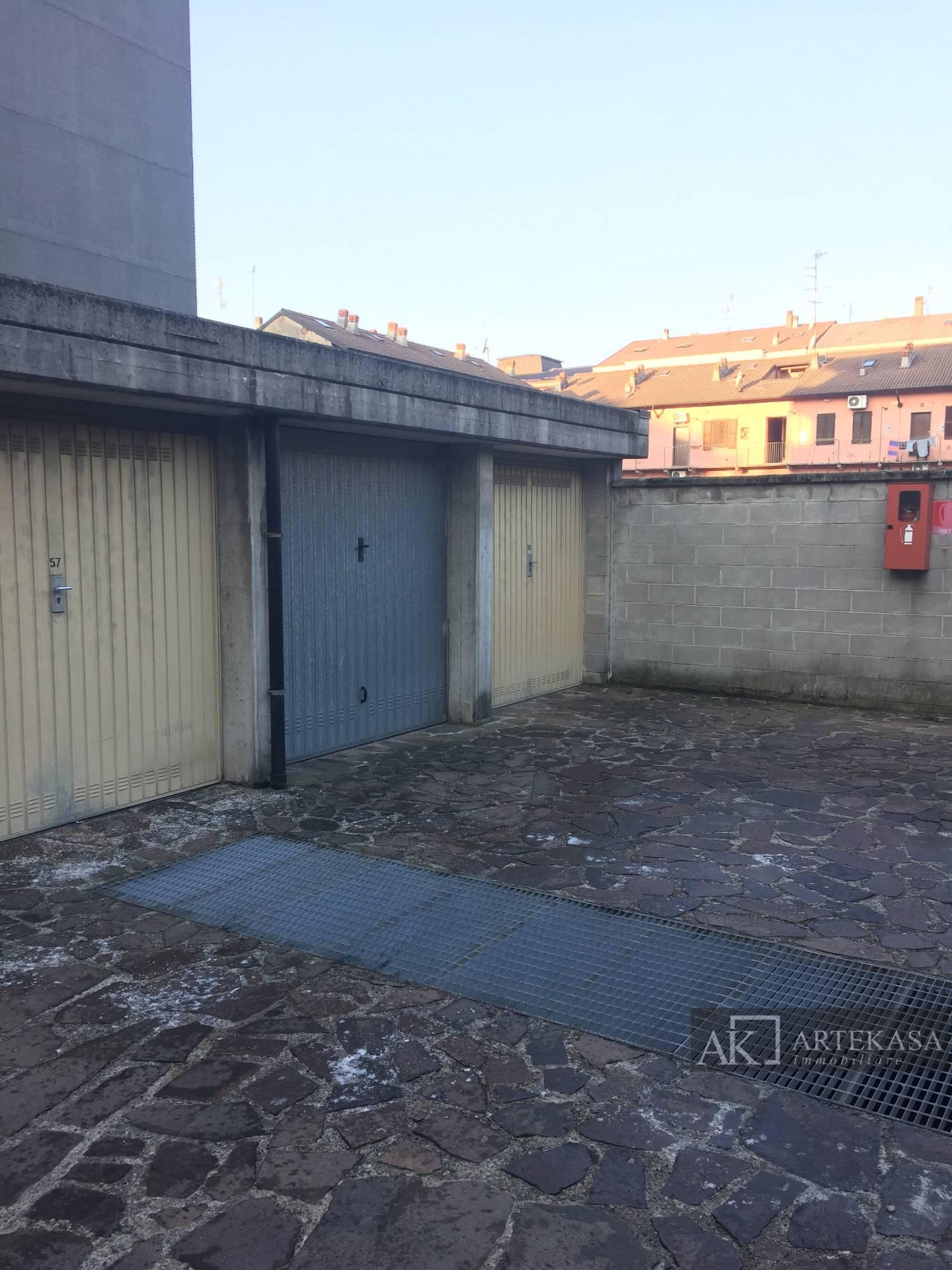 Box O Garage Novara - Sacro Cuore