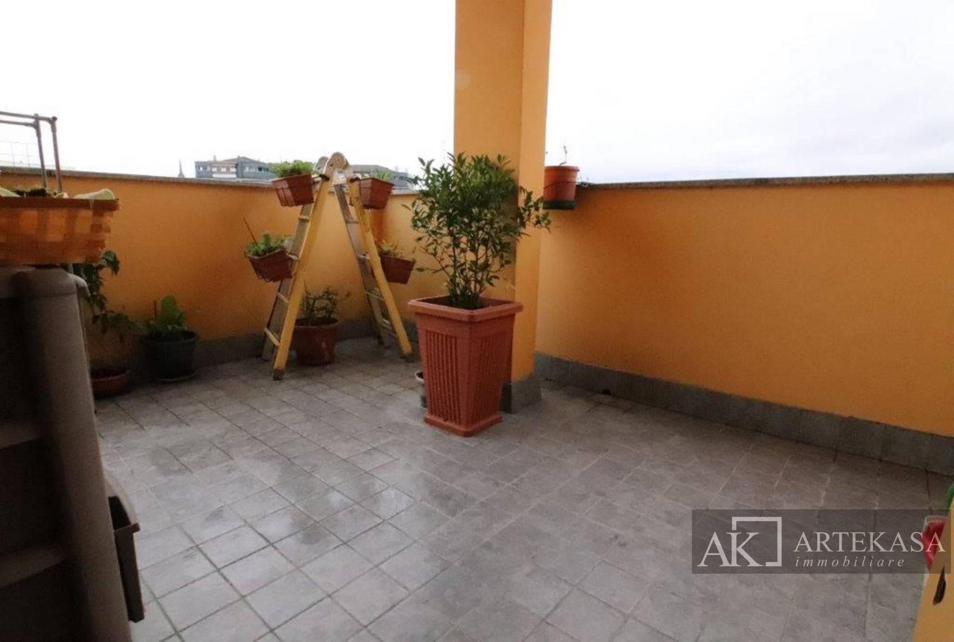 Attico Novara - Santa Rita - Agognate
