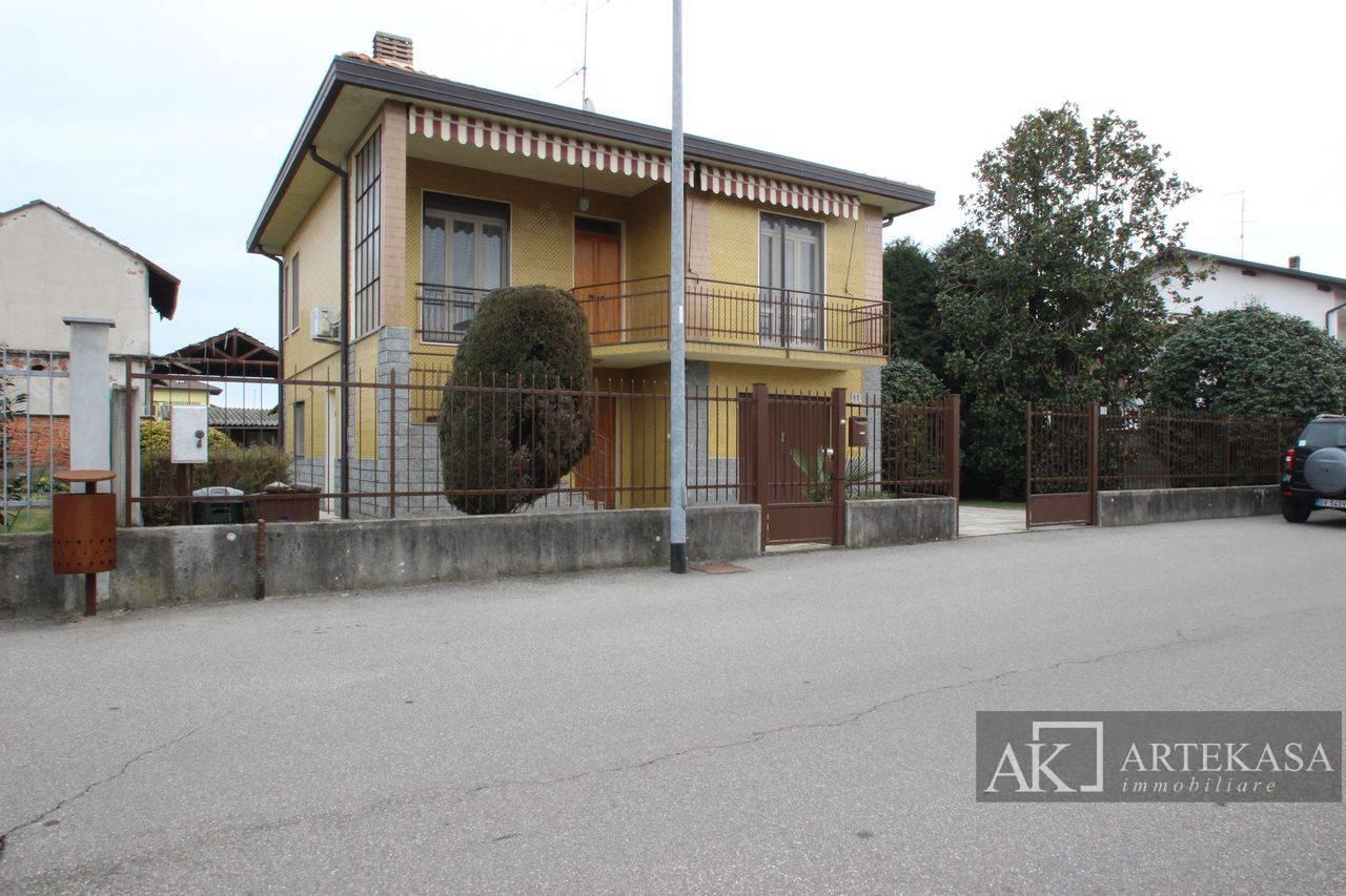 Villa Casaleggio Novara
