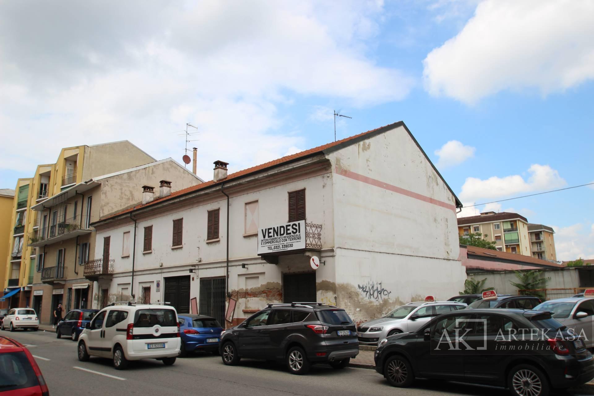 Palazzo/stabile Novara - Sant'antonio - Vignale - Veveri