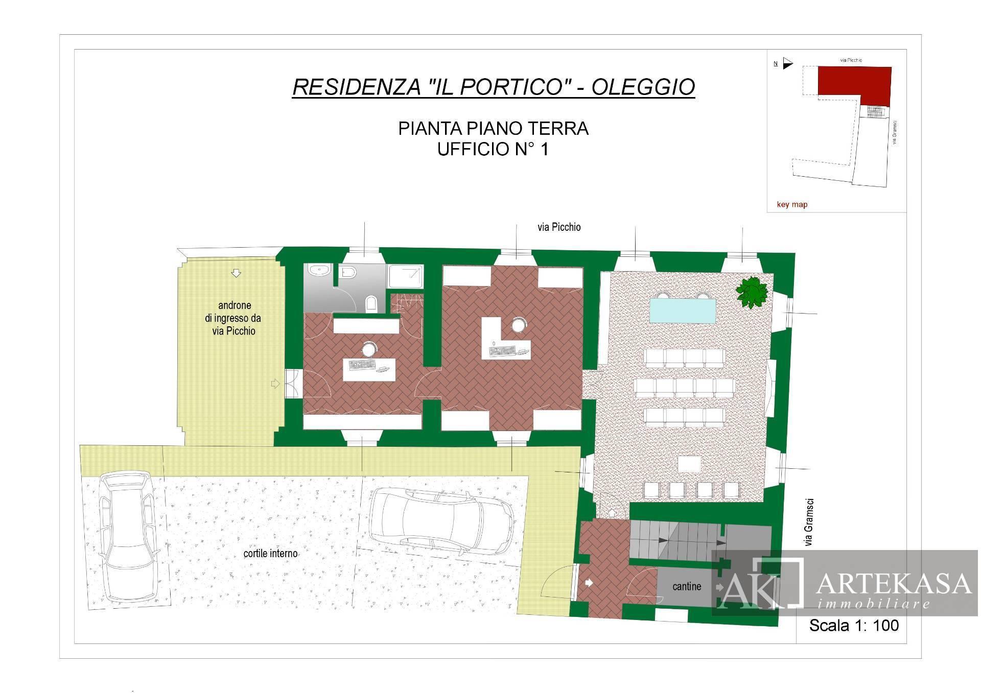 Studio/ufficio Oleggio