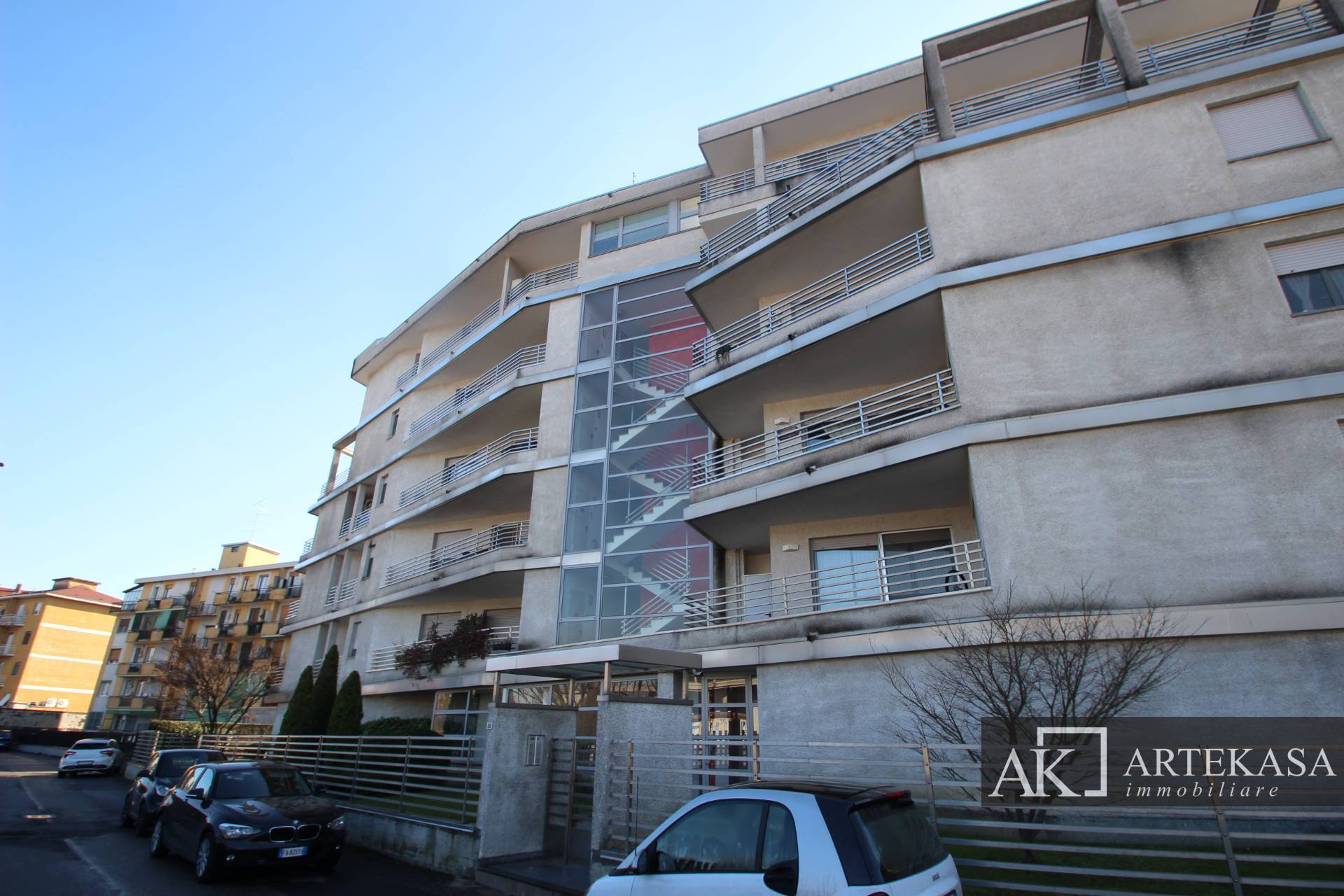 Bilocale Novara - San Paolo - Zona Agogna