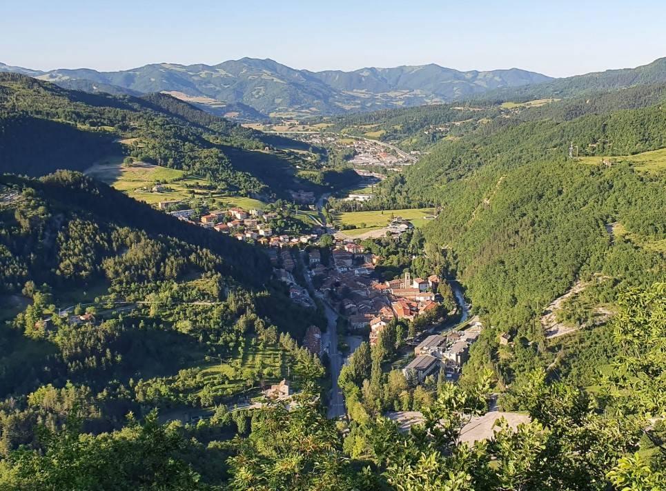 CASA INDIPENDENTE in Vendita a Bagno Di Romagna (FORLI')