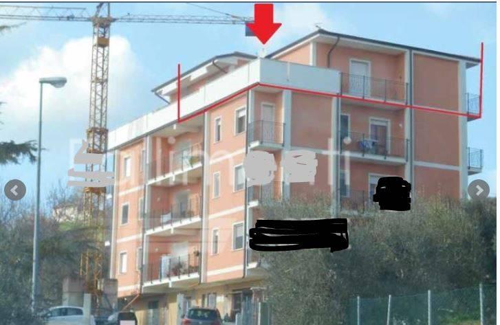 Appartamento in vendita a Corropoli, 5 locali, prezzo € 37.450 | PortaleAgenzieImmobiliari.it