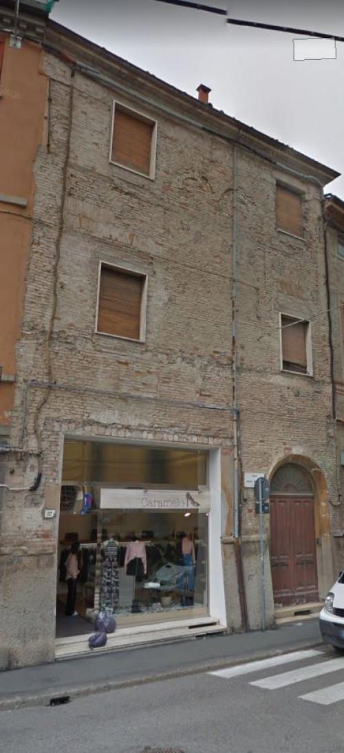 a schiera a Forlì Corso Giuseppe Garibaldi
