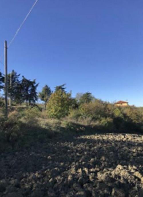 Terreno edificabile a Borghi Via Cagnona