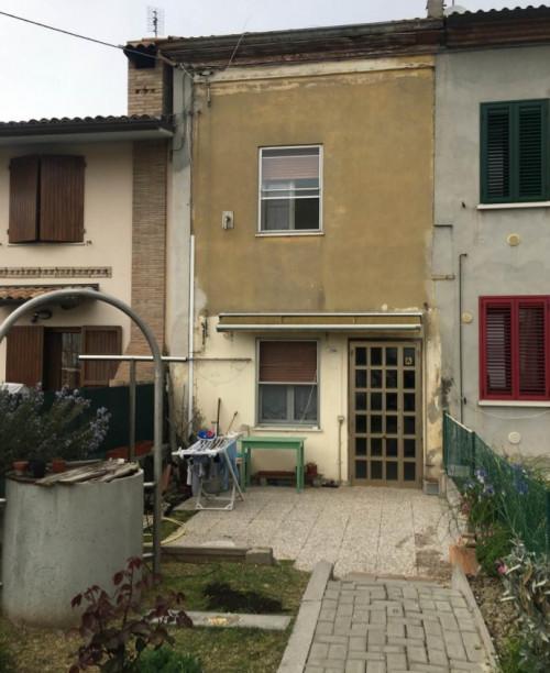 casa affiancata a Ravenna Via Sauro Babini