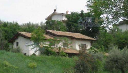 Villa a Sant'Omero via Cherubini- Via del Salinello