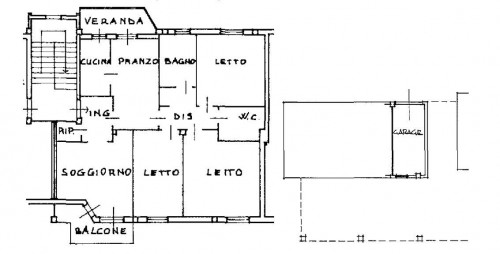 Appartamento a Cesena Via Adone Zoli