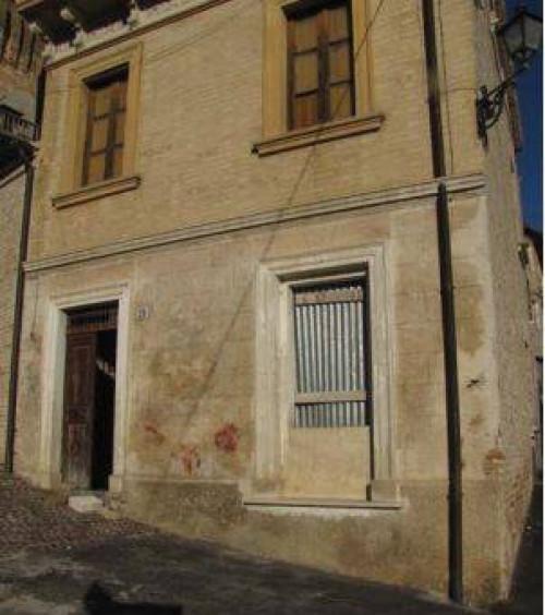 porzione di fabbricato a Monsampolo del Tronto Via Giuseppe Garibaldi