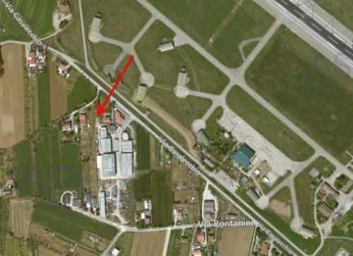 terreno agricolo con magazzino a Rimini Via Casalecchio