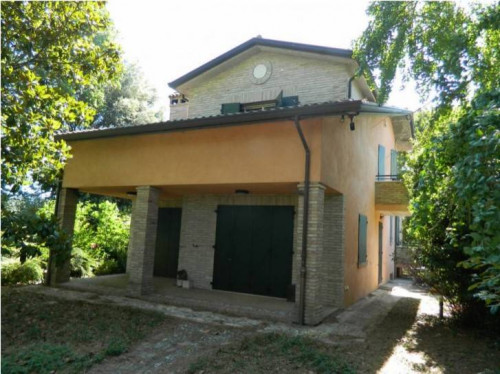 Villino a Ravenna Via Camillo Torres