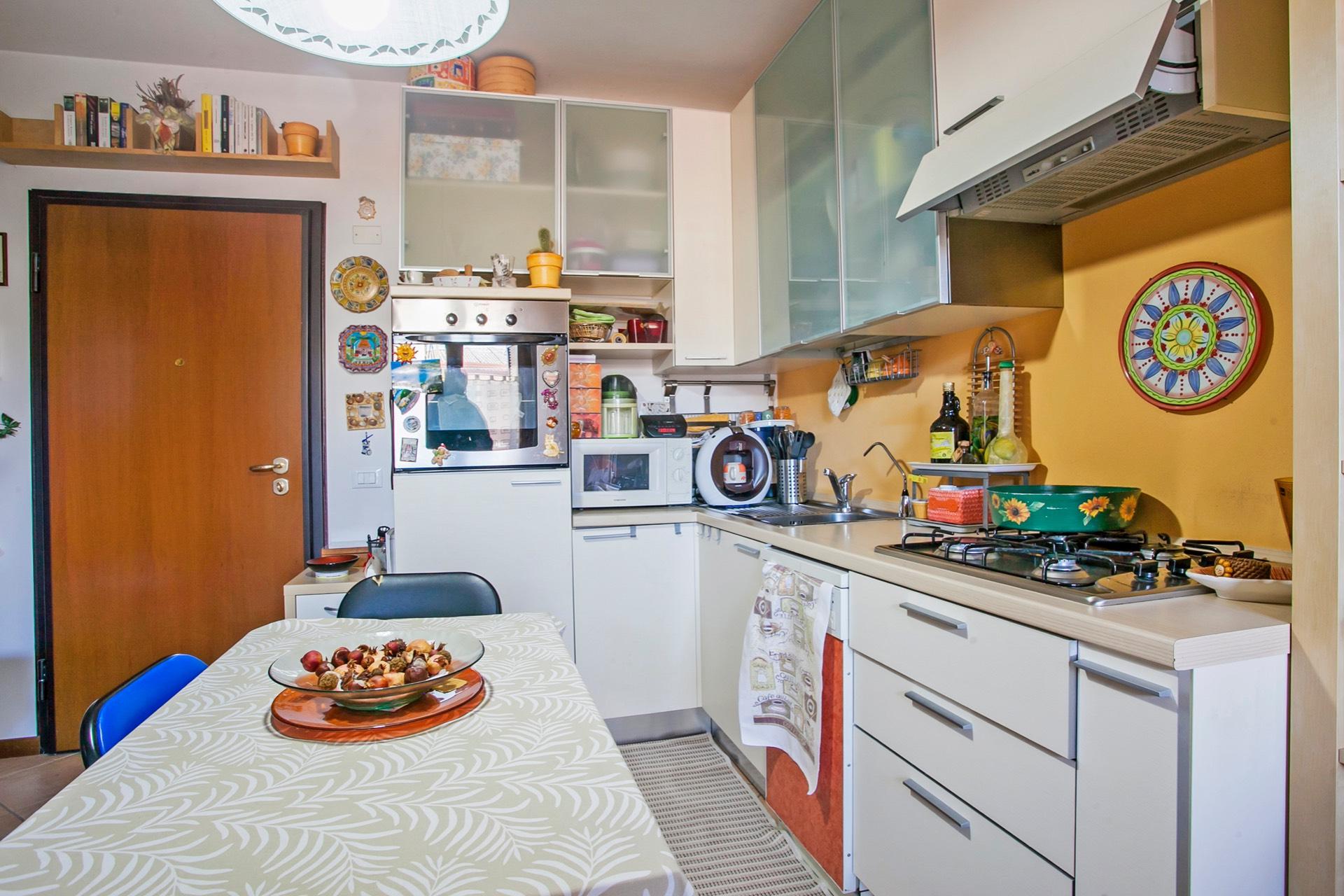 Appartamento in Vendita a Villa di Serio