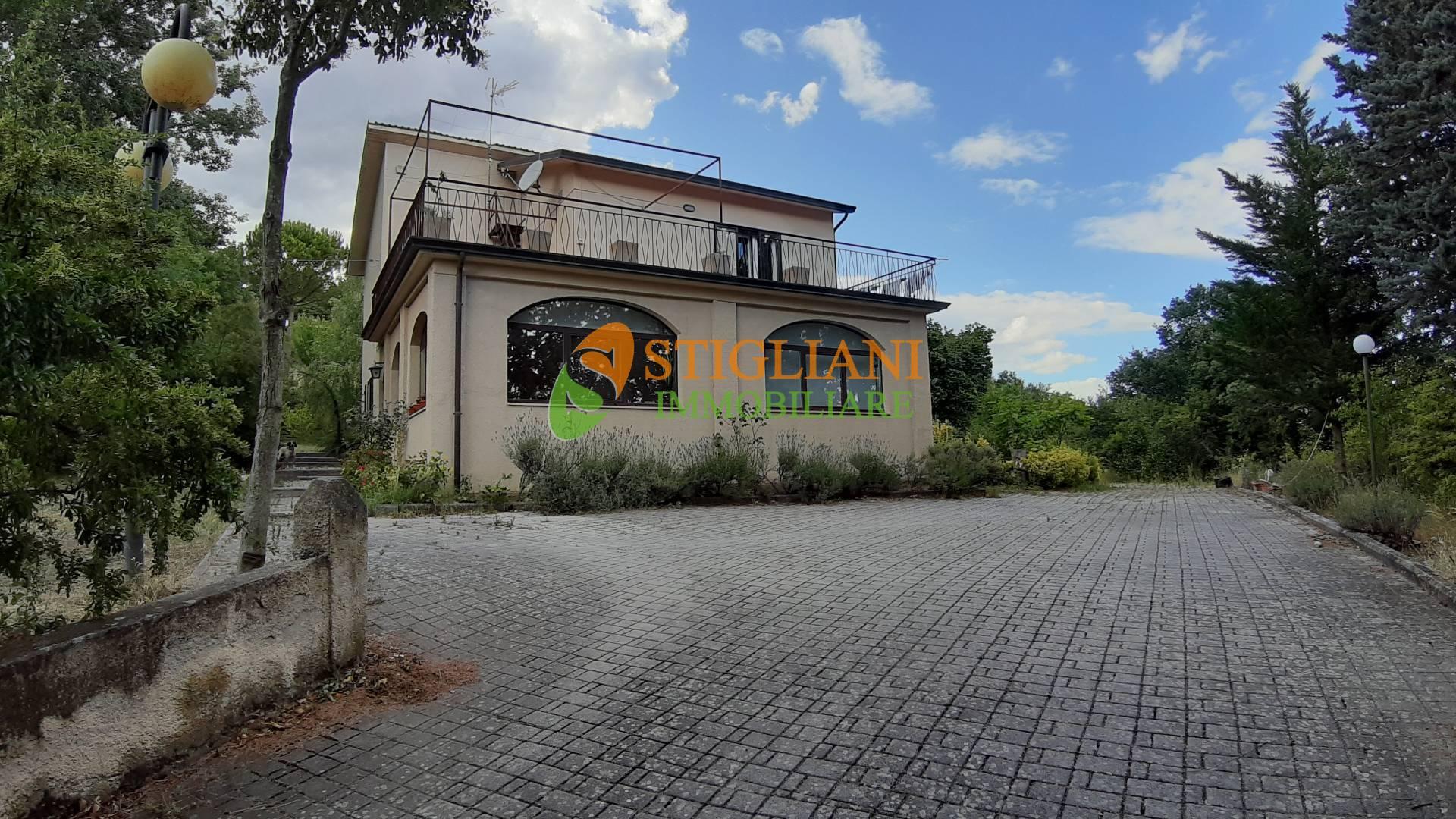 Villa in vendita a Ferrazzano, 1 locali, zona Località: C.daCollePalumbo, prezzo € 159.000 | CambioCasa.it