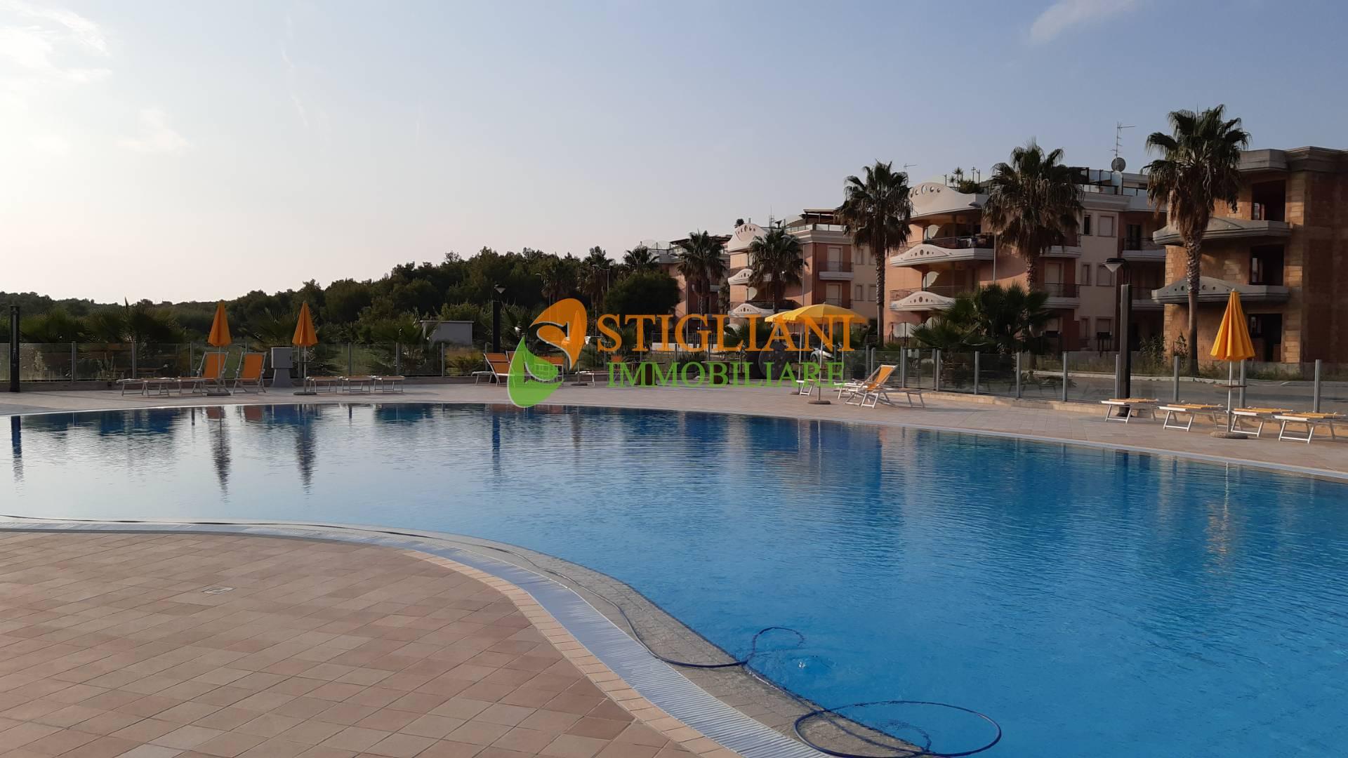 Appartamento in vendita a Campomarino, 2 locali, zona Località: ViaVanoni, Trattative riservate | PortaleAgenzieImmobiliari.it