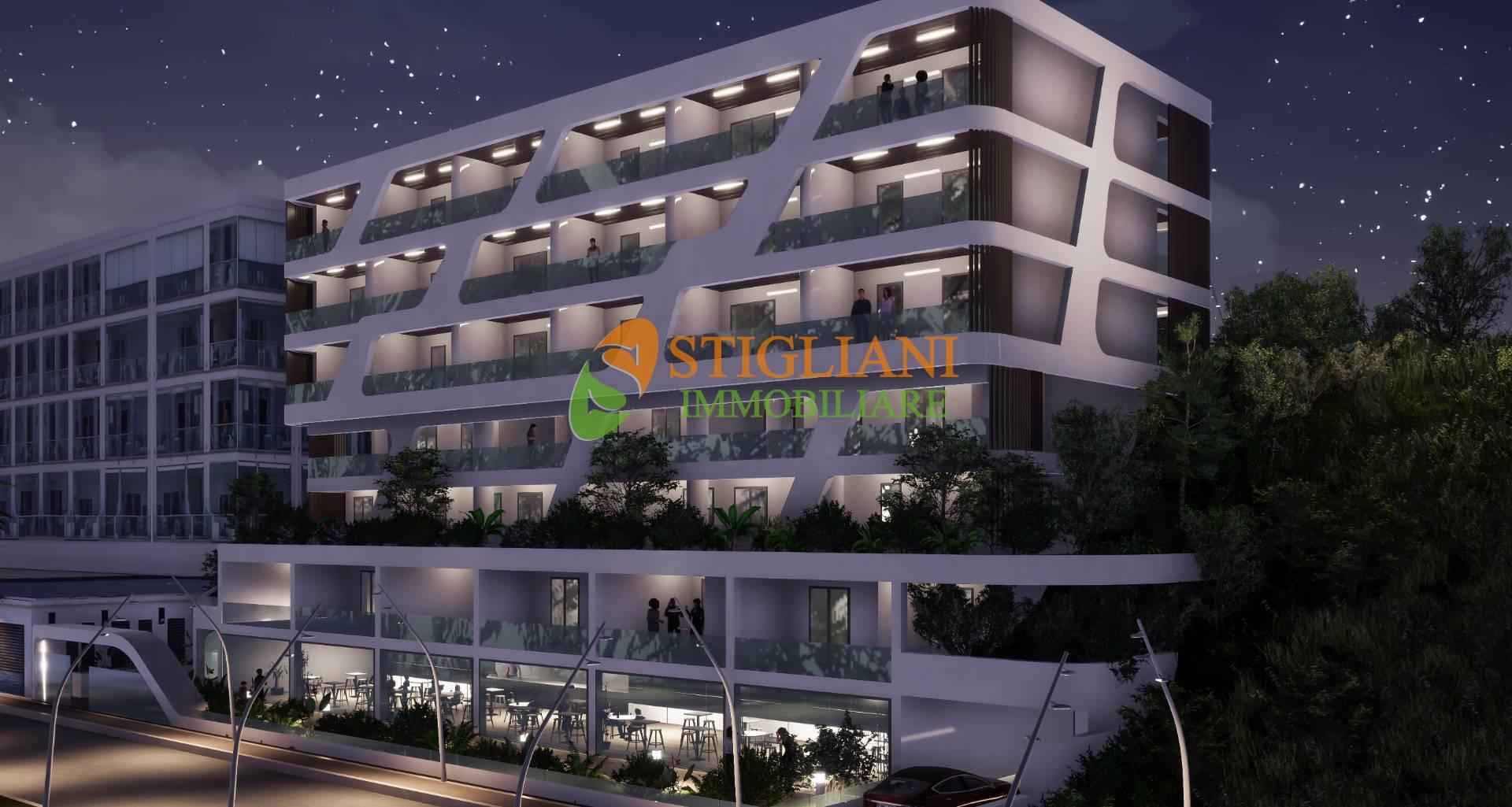 Appartamento in vendita a Termoli, 1 locali, zona Località: LungoMareC.Colombo, Trattative riservate | CambioCasa.it