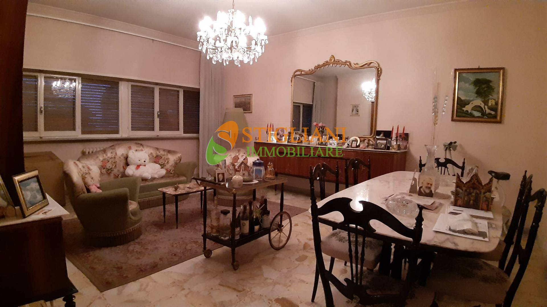 Appartamento in affitto a Campobasso, 5 locali, zona Zona: Semicentro, prezzo € 450 | CambioCasa.it