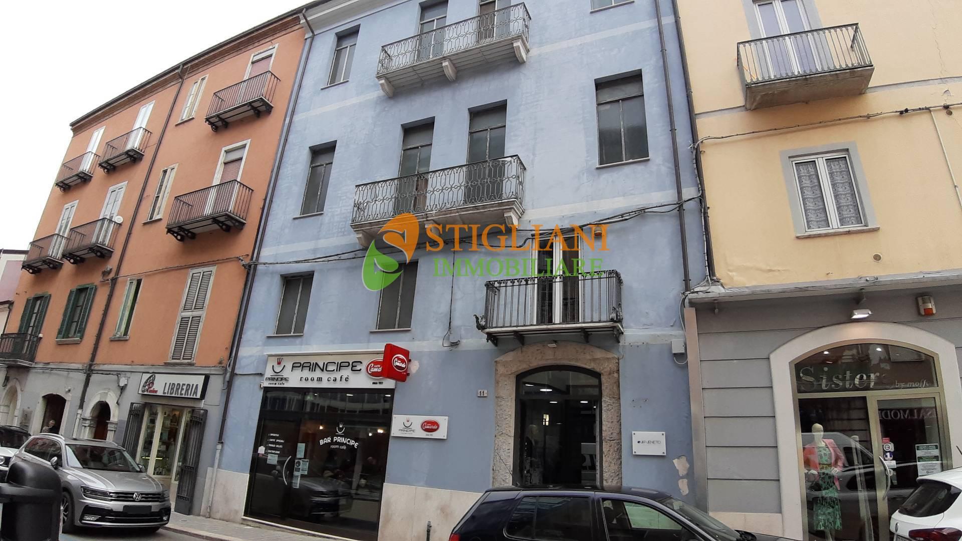 Appartamento in vendita a Campobasso, 10 locali, zona ro, Trattative riservate | PortaleAgenzieImmobiliari.it