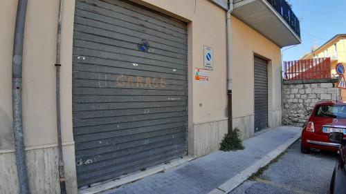 Box o garage in Vendita a Campobasso