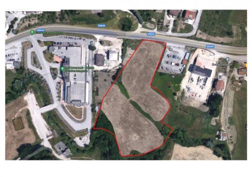 Terreno edificabile in Vendita a Campodipietra