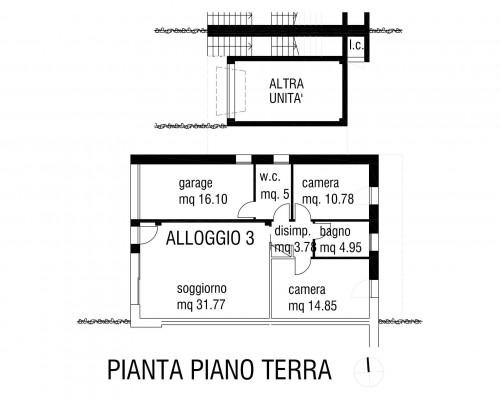 2 CAMERE in Vendita a Mogliano Veneto