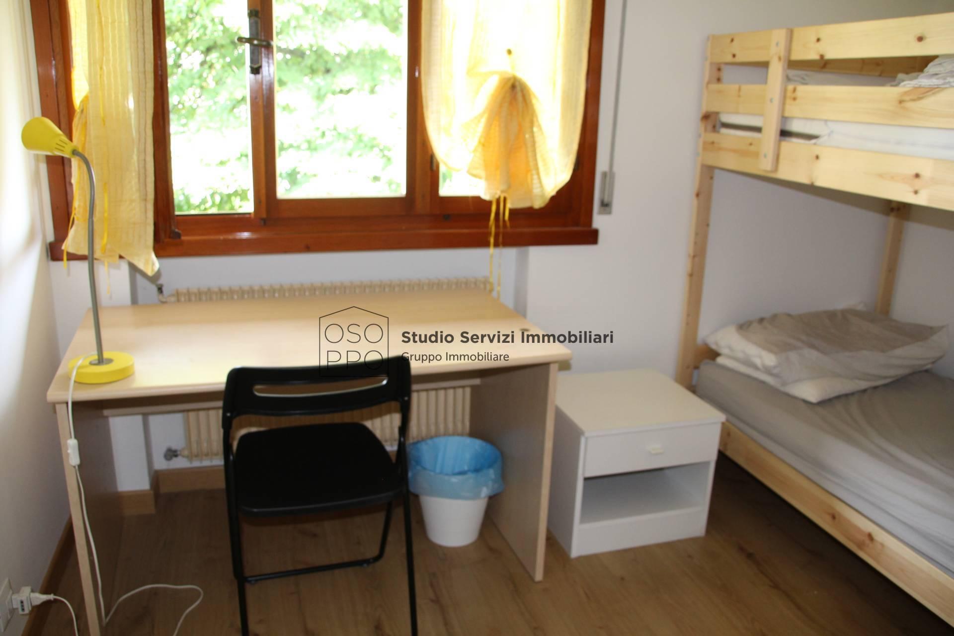 Appartamento in affitto a Udine, 2 locali, zona Località: Ospedale, prezzo € 200 | CambioCasa.it
