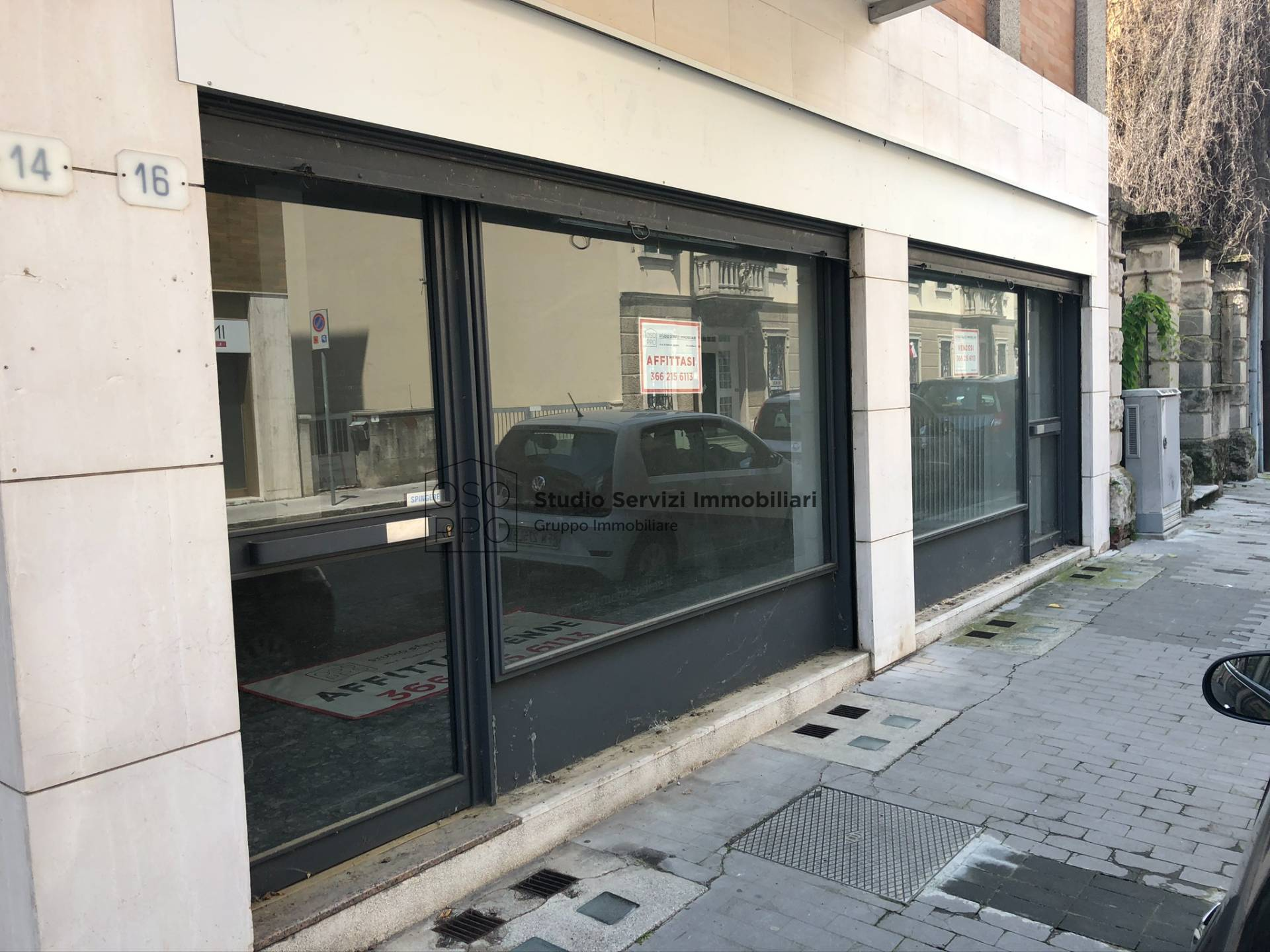 Negozio / Locale in affitto a Udine, 9999 locali, zona Località: Centrostorico, prezzo € 500 | CambioCasa.it