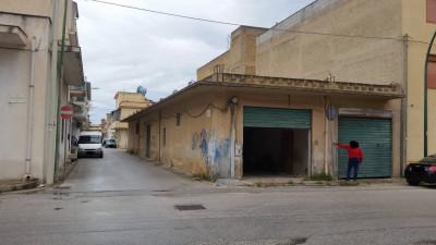 Deposito in Vendita a Castelvetrano