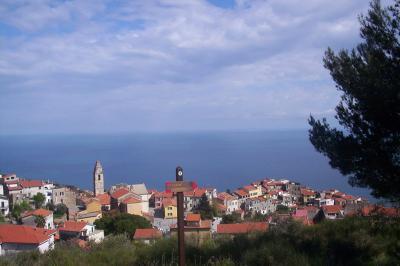 Terreno con progetto approvato in Vendita a Cipressa