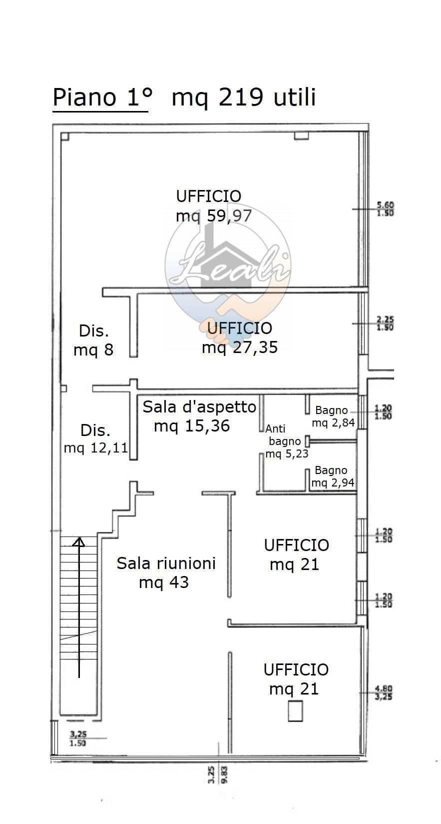 In Affitto a Tolentino Ufficio / Studio