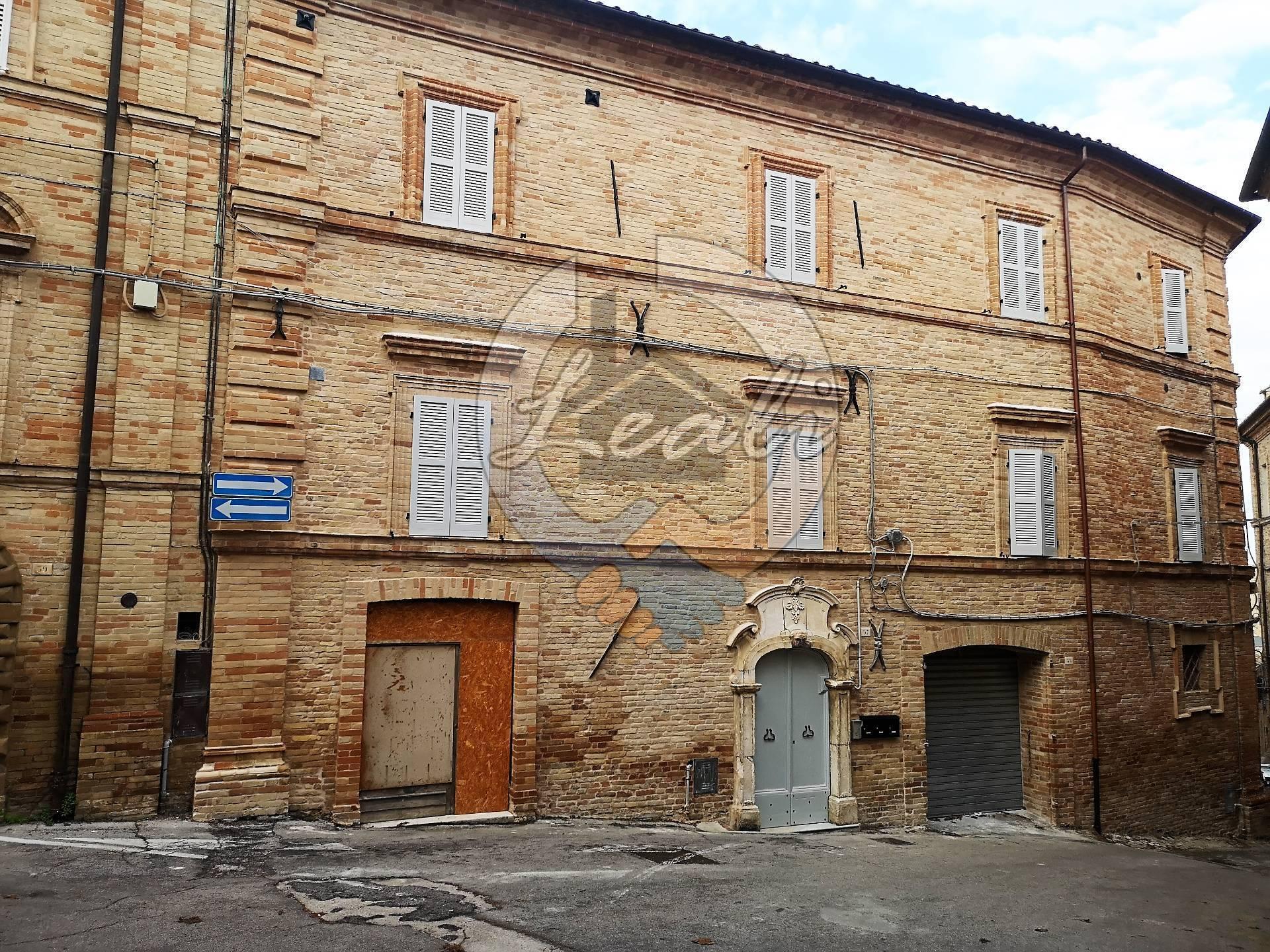 Appartamento in Vendita a Montegiorgio Cod. 1401
