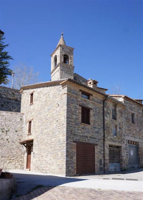 CASA CIELO/TERRA in Vendita a Belforte del Chienti