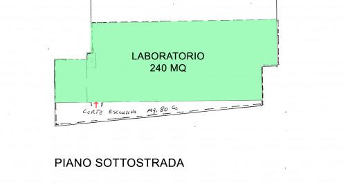 Locale commerciale in Affitto/Vendita a Tolentino
