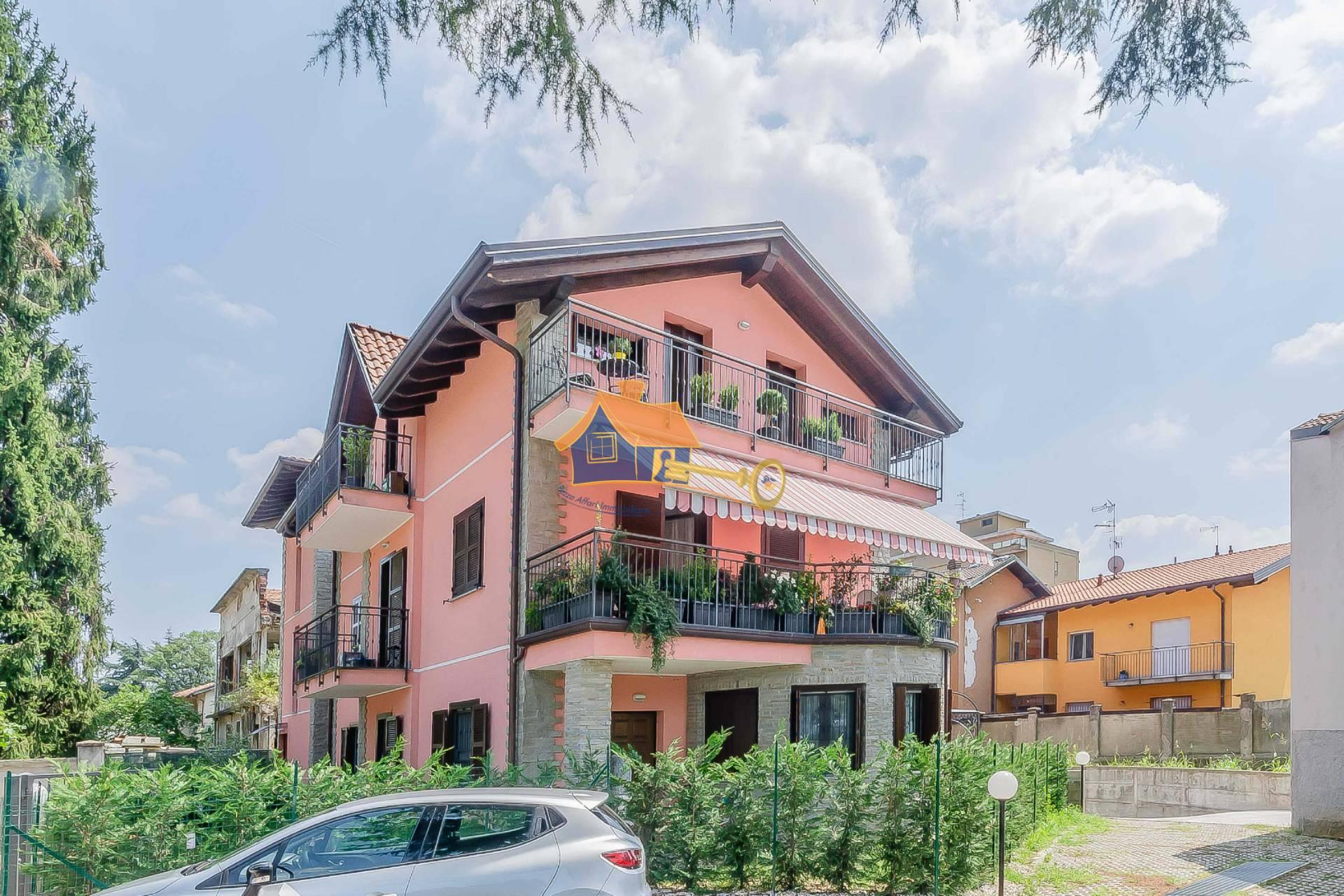 Appartamento in vendita a Jerago con Orago, 4 locali, zona go, prezzo € 239.000 | PortaleAgenzieImmobiliari.it