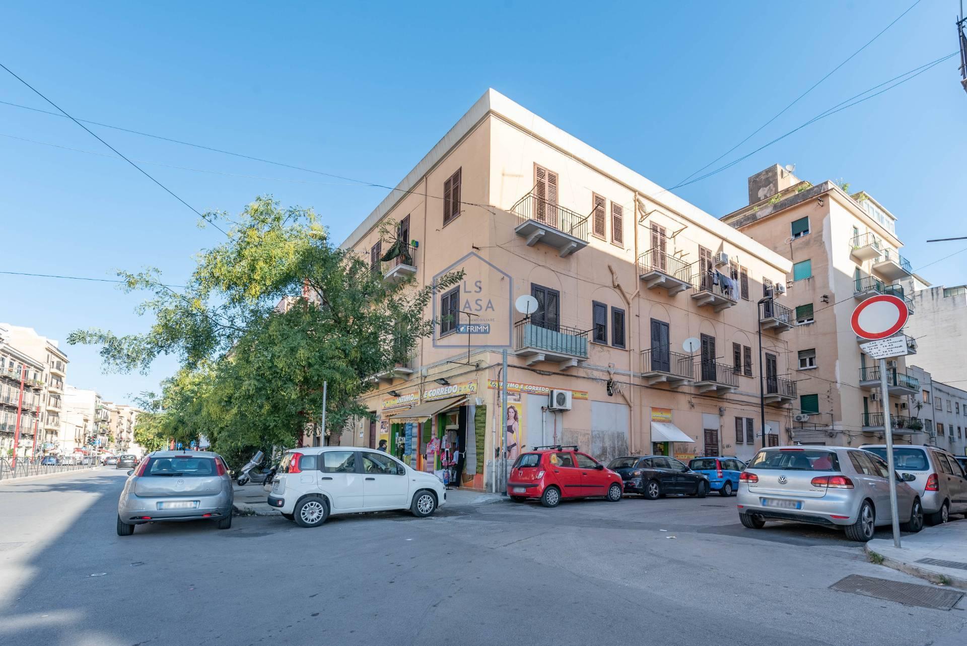 APPARTAMENTO in Affitto a Corso dei Mille, Palermo (PALERMO)