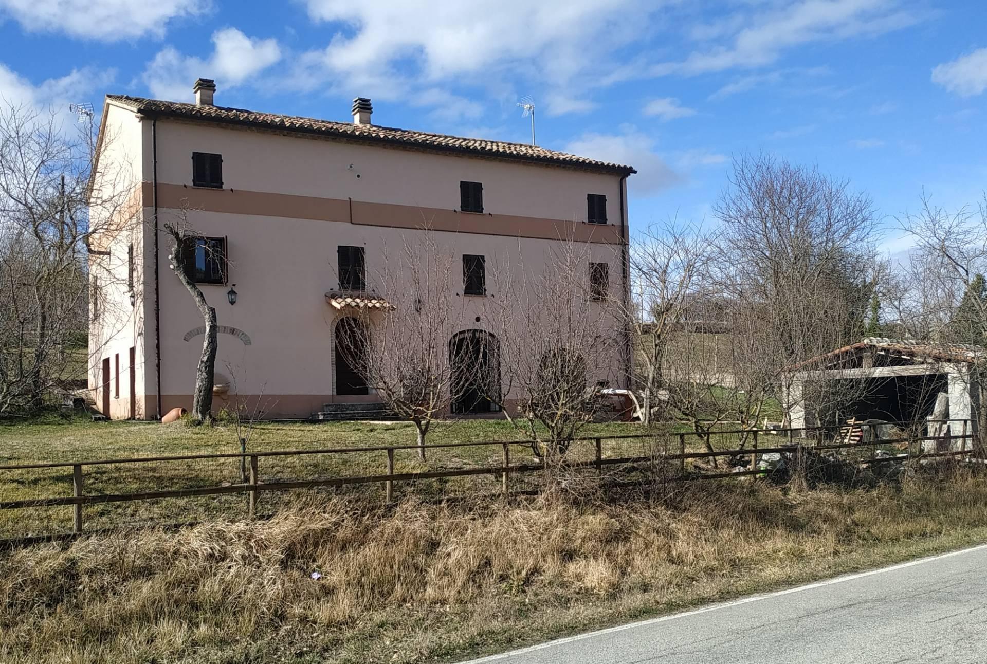 Villetta a schiera in vendita a Sassoferrato (AN)