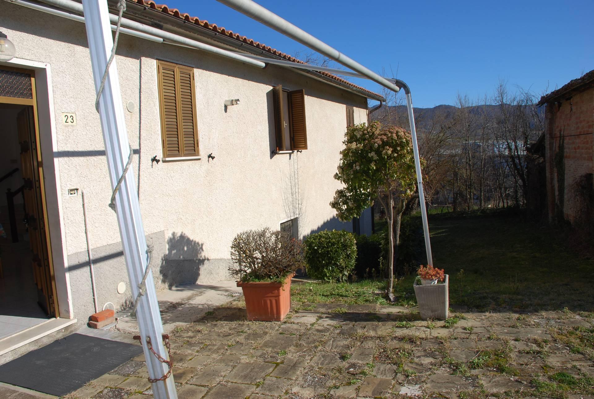 Casa indipendente in vendita a Cortina Santa Maria, Fabriano (AN)