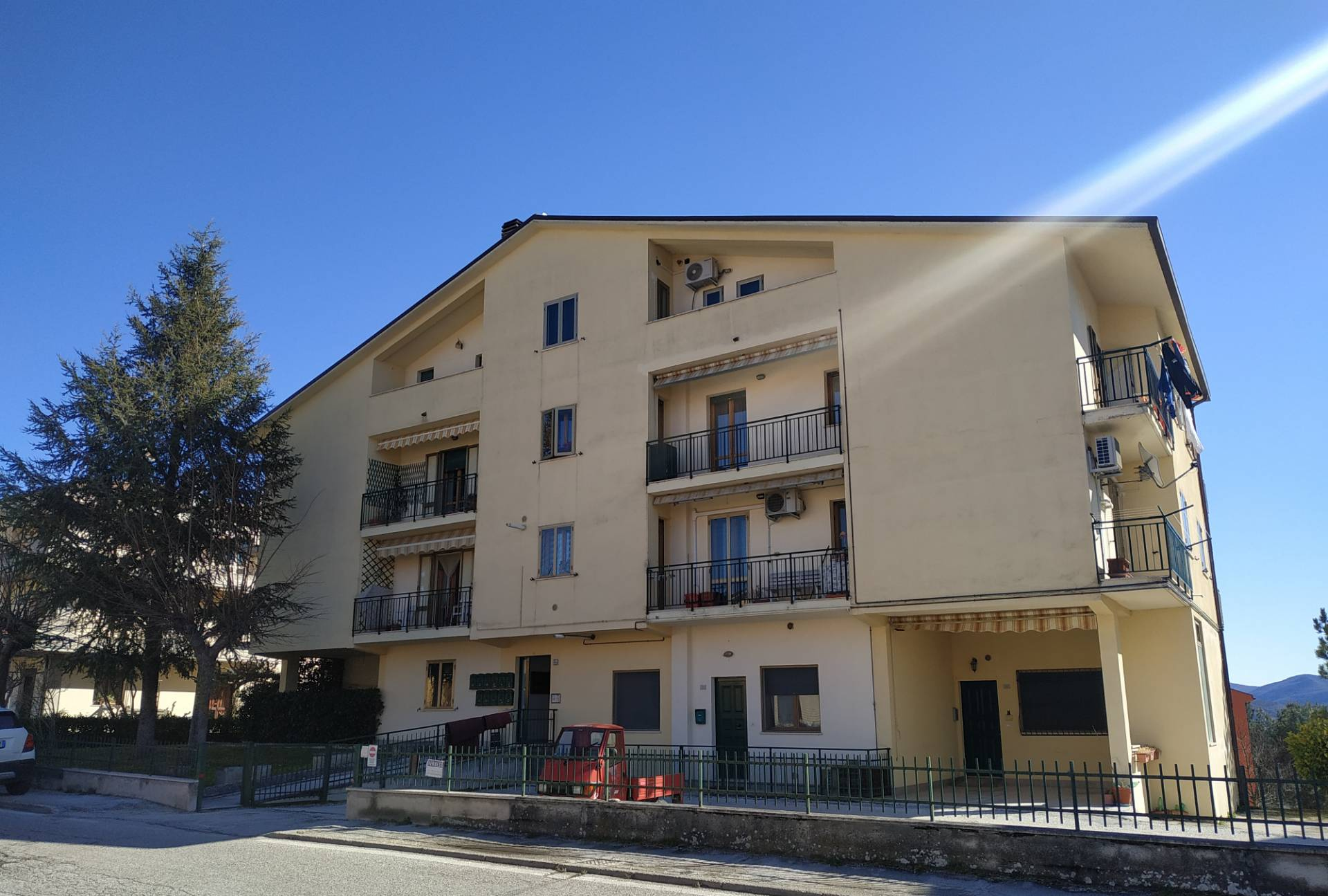 Appartamento in vendita a Sassoferrato Castello, Sassoferrato (AN)