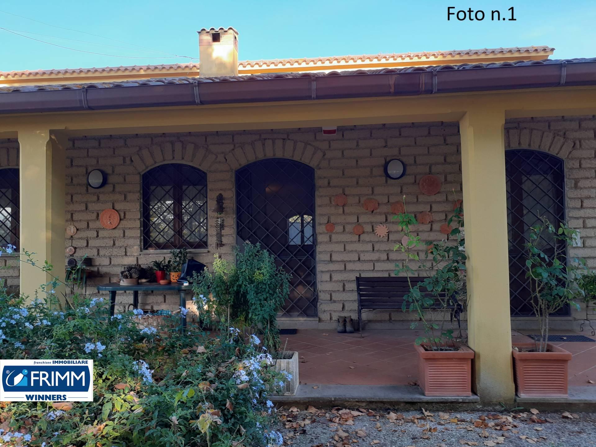 Villa in vendita a Sant'Oreste, 6 locali, prezzo € 285.000 | CambioCasa.it