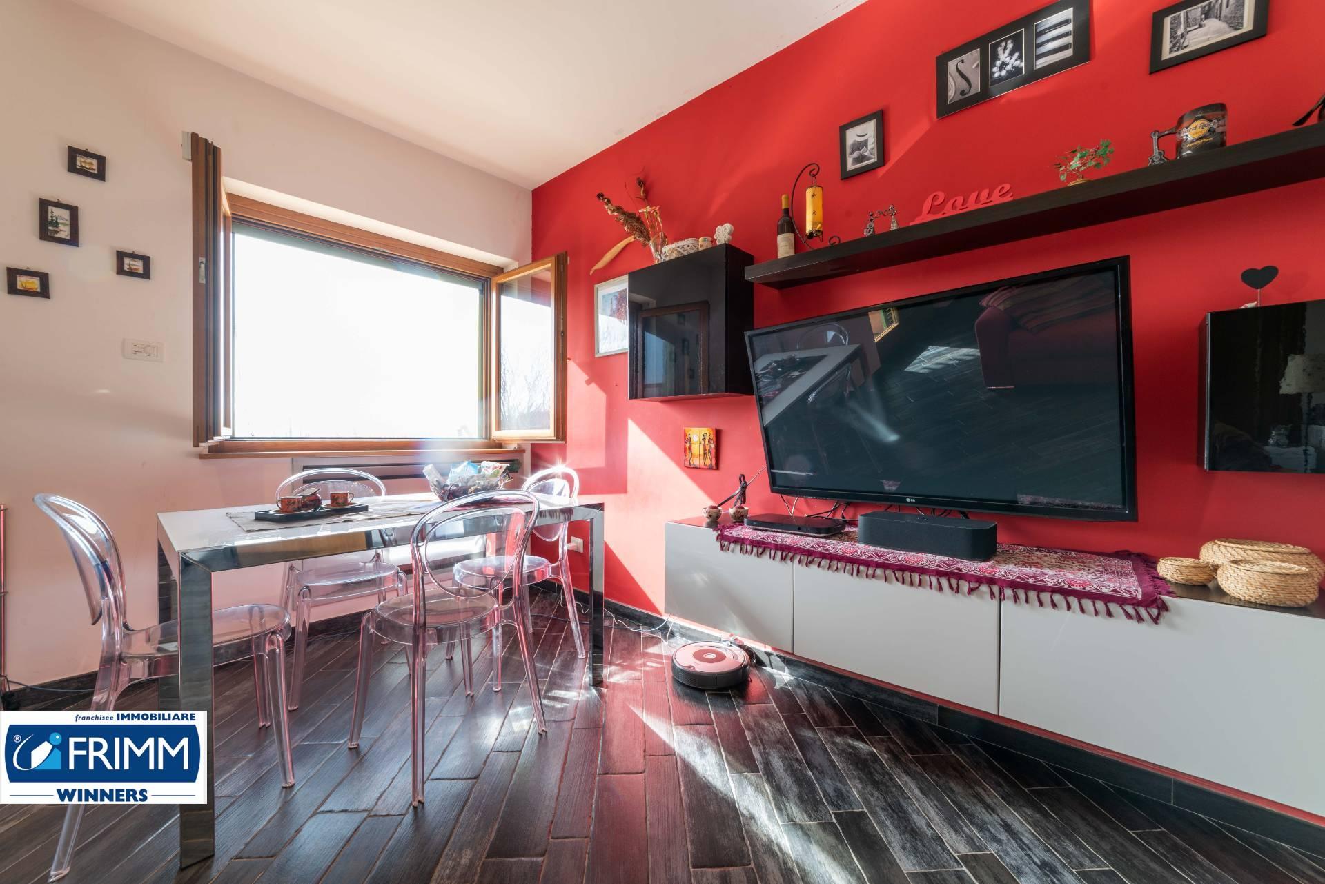 Appartamento in vendita a Roma, 2 locali, zona Zona: 41 . Castel di Guido - Casalotti - Valle Santa, prezzo € 190.000 | CambioCasa.it
