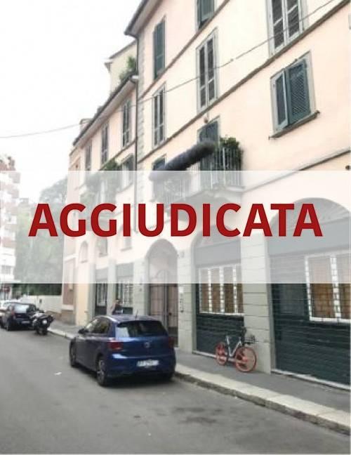 Appartamento in ASTA in Vendita a Milano