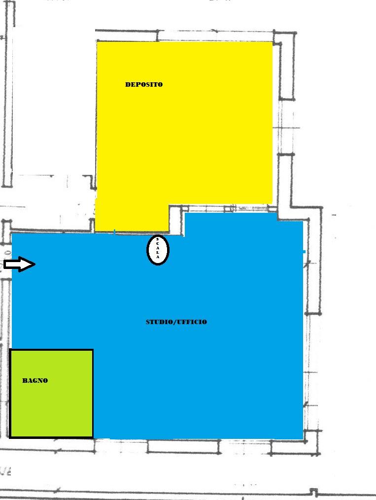 Ufficio / Studio in affitto a Cassina de' Pecchi, 9999 locali, zona Zona: Centro, prezzo € 500 | CambioCasa.it
