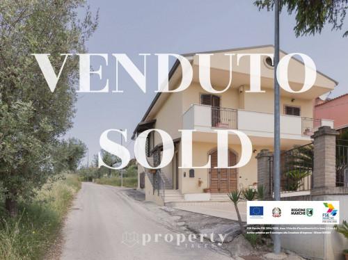 Single House for Sale in San Benedetto del Tronto