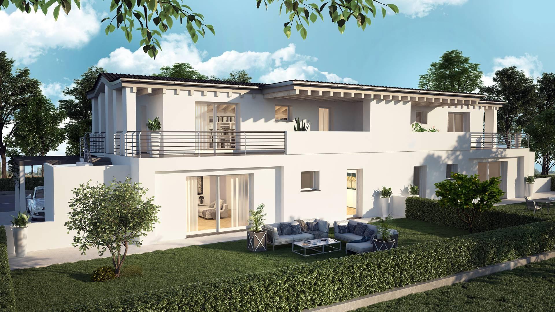 Appartamento in vendita a San Martino di Lupari, 4 locali, prezzo € 190.000 | CambioCasa.it