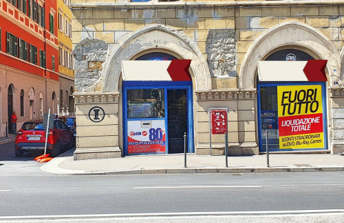 Locale commerciale in Affitto a Trieste