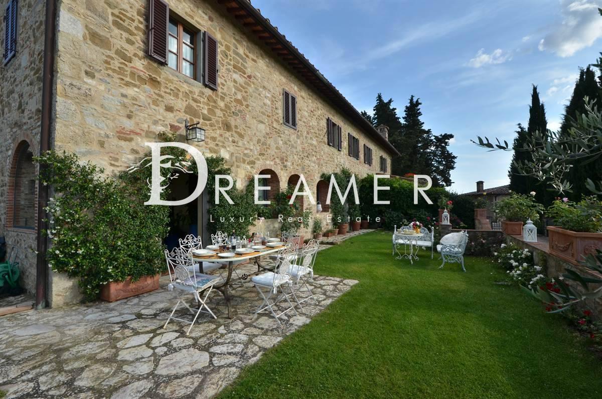 Appartamento in vendita a Gaiole in Chianti, 8 locali, prezzo € 2.000.000 | PortaleAgenzieImmobiliari.it