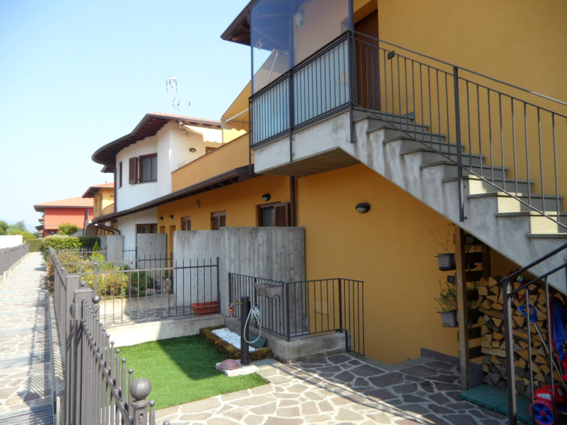 Attico / Mansarda in vendita a Bagnatica, 4 locali, prezzo € 280.000 | PortaleAgenzieImmobiliari.it