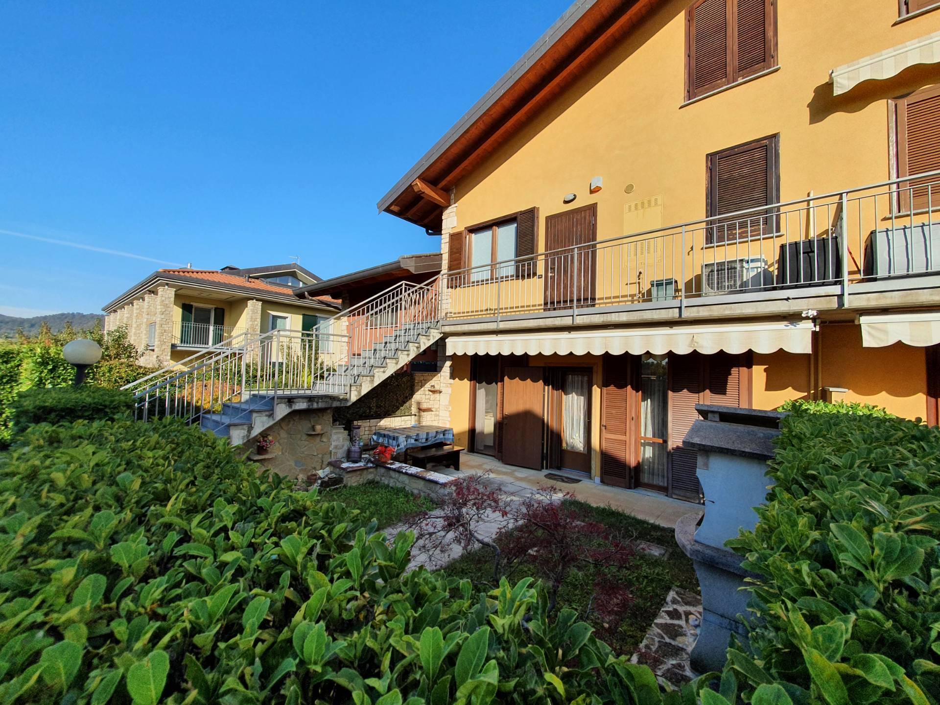 Appartamento in vendita a San Paolo d'Argon, 3 locali, prezzo € 185.000 | CambioCasa.it