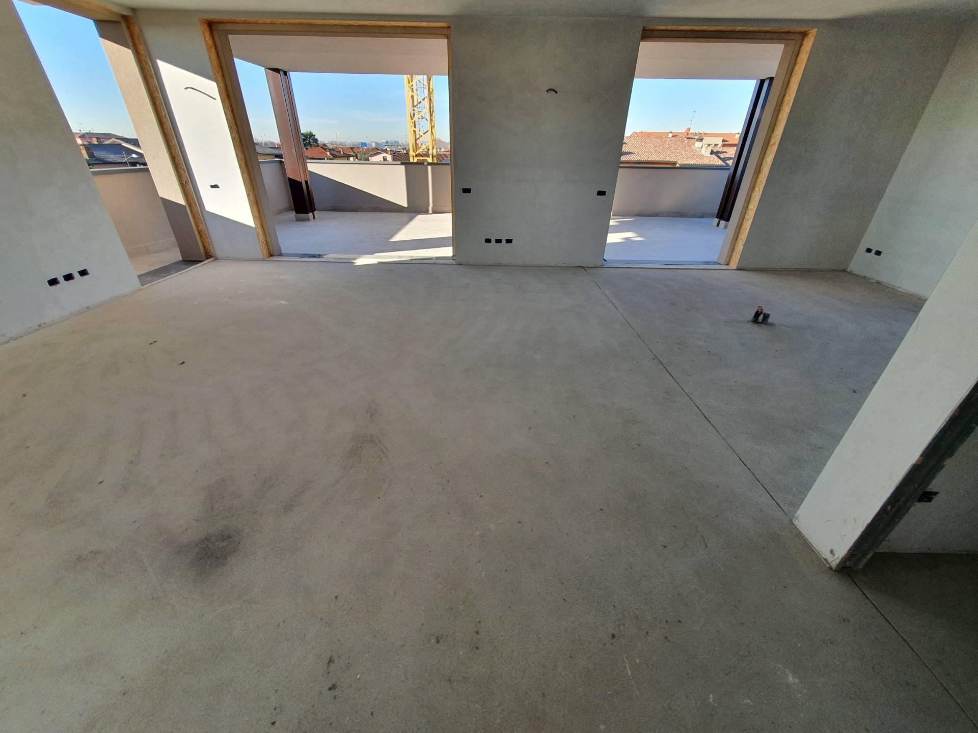 Appartamento in vendita a Grassobbio, 4 locali, prezzo € 439.000 | PortaleAgenzieImmobiliari.it