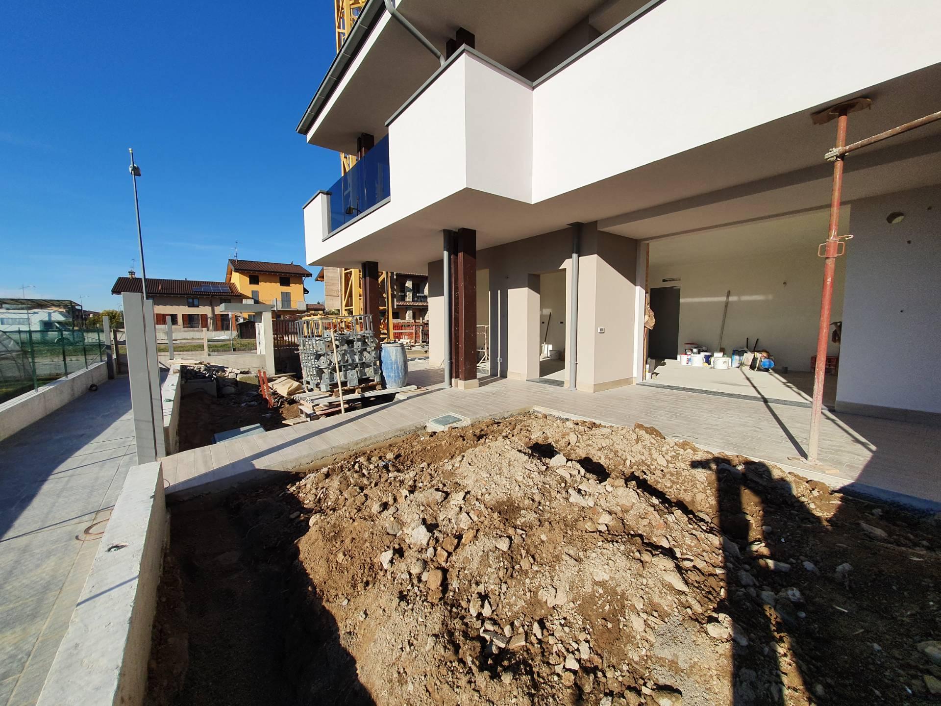 Appartamento in vendita a Grassobbio, 4 locali, prezzo € 345.000 | PortaleAgenzieImmobiliari.it